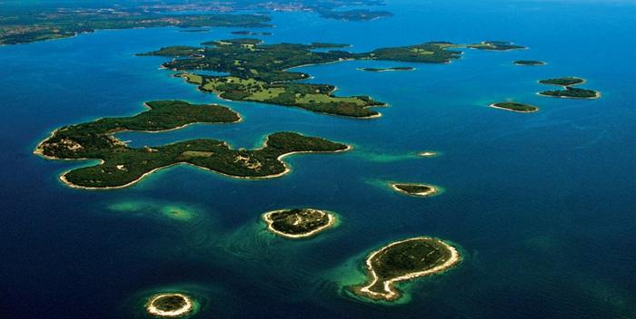 NP Brijuni Inselgruppe
