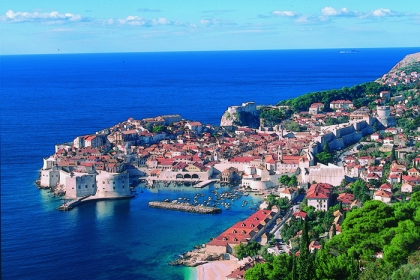 Dubrovnik panorama & sightseeing tour